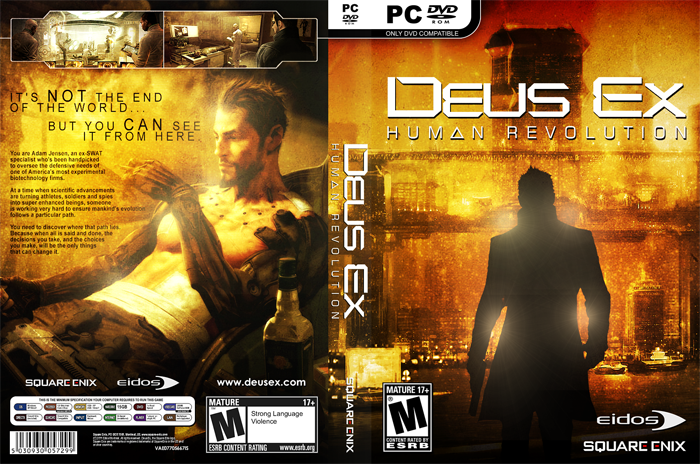 [PC/Games] Deus EX Human Evolution [Full-repack/Howto/SS/Multi][2.9GB][ka_jerng] Decover2