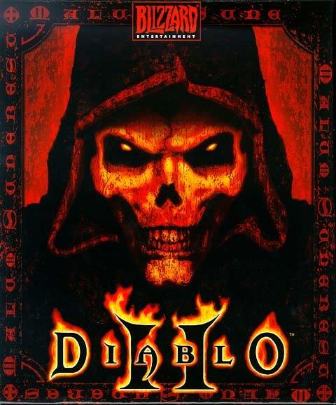 [PC/Games] Diablo 2 + Lord destruction แตกไฟล์แล้วเล่นได้เลย [ka-jerng][Full/Howto/SS/Muti] Diablo2cover1