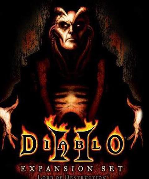 [PC/Games] Diablo 2 + Lord destruction แตกไฟล์แล้วเล่นได้เลย [ka-jerng][Full/Howto/SS/Muti] Diablo2cover2