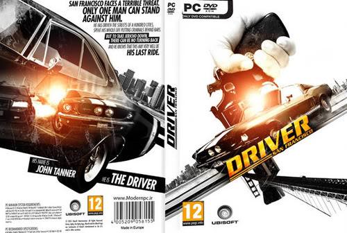 [PC/Games] Driver San Francisco [ka_jerng][Full/Cracked/Howto/SS/Muti] Dsfcover2