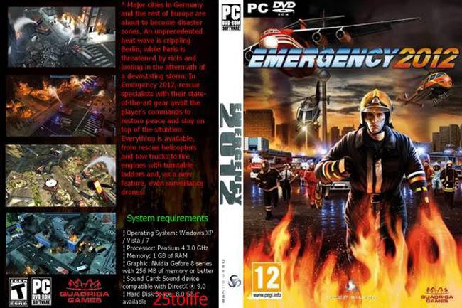 [PC/Games] Emergency 2012 - หน่วยระทึก ช่วยพลิกชีวิต [Full/Howto/SS/Multi][4.8GB][Test & Work] Emcover1