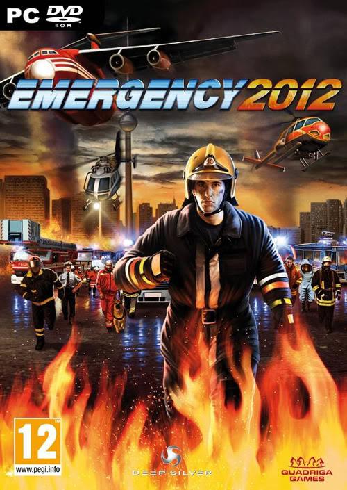 [PC/Games] Emergency 2012 - หน่วยระทึก ช่วยพลิกชีวิต [Full/Howto/SS/Multi][4.8GB][Test & Work] Emcover2