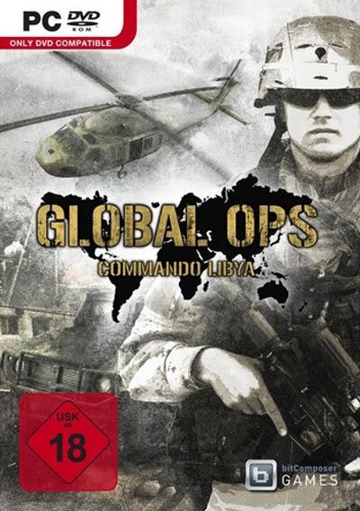 [PC/Games] Global Ops: Commando Libya - หน่วยต่อต้านผู้ก่อการร้ายระดับโลก [Full-Repack/Howto/SS/Mult... Gocover1