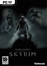 The Elder Scrolls V SKYRIM Full Game + Crack + Update 4 + Game Guide + Soundtrack + Backgrounds    TheElderScrollsVSKYRIM