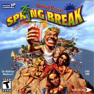 Spring Break - สนุกสนานเกาะหรรษา (เกมส์สร้างรีสอร์ท) [Full/Howto/SS/Multi/Video Guide][Tested & Worked][Ka_Jerng] Sbcover1