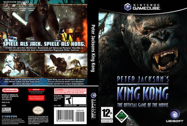 "[PC/Games] King Kong The Game - เรียกมันว่าไอ้ "" คอง "" [Full/Howto/SS/Multi][4.9GB][Test & Work] Kkcover2"