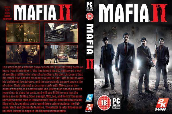 [PC/Games] Mafia 2 + 3 DLC [Black-Box Full-Repack/Howto/SS/Multi][ka_jerng] M2cover