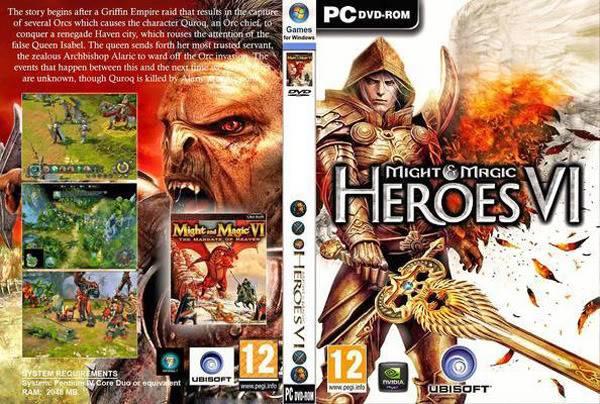 [PC/Games] Might & Magic Heroes VI - เกมแนวRPGในตำนานที่คุณไม่ควรพลาด[Full/Howto/SS/Multi][6.4GB][ka_jerng] Mmcover1