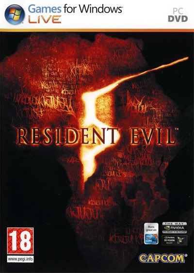 [PC/Games] Resident Evil 5 - ผีชีวะ 5 [Full-Repack/Howto/SS][2.5GB][Test & Work] Re5cover1