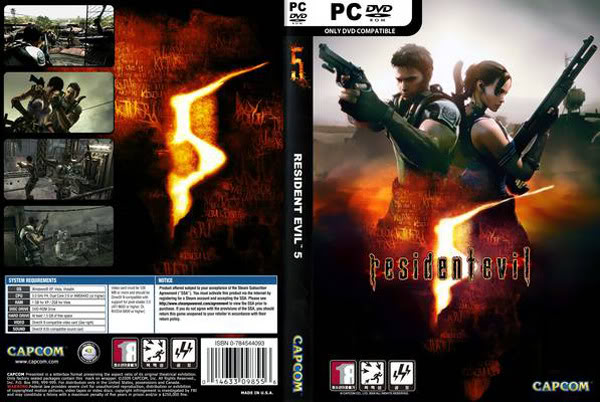 [PC/Games] Resident Evil 5 - ผีชีวะ 5 [Full-Repack/Howto/SS][2.5GB][Test & Work] Re5cover2