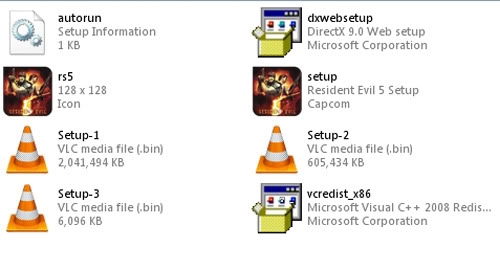 [PC/Games] Resident Evil 5 - ผีชีวะ 5 [Full-Repack/Howto/SS][2.5GB][Test & Work] Re5d1