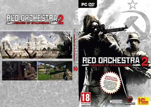 [PC/Games] Red Orchestra 2: Heroes of Stalingrad [ka_jerng][Full/Howto/SS/Multi] Ro2cover1
