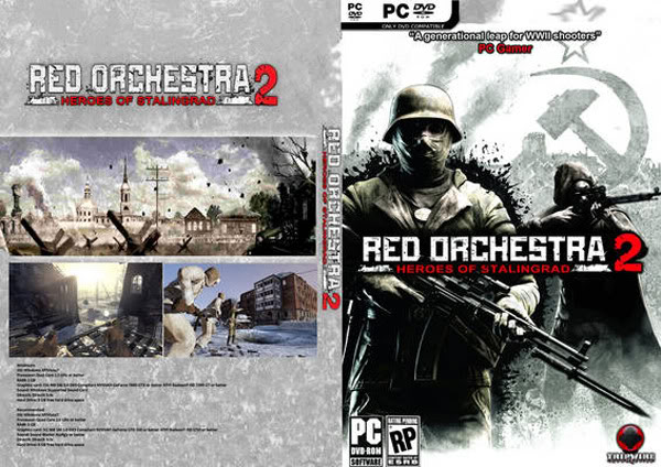 [PC/Games] Red Orchestra 2: Heroes of Stalingrad [ka_jerng][Full/Howto/SS/Multi] Ro2cover2