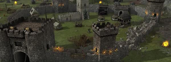 [PC/Games] Stronghold 3 - เกมวางแผน สู้รบ จัดการทรัพยากร สุดเพลิน [Full/Howto/SS/Multi][Test & Work] Sh3bn7