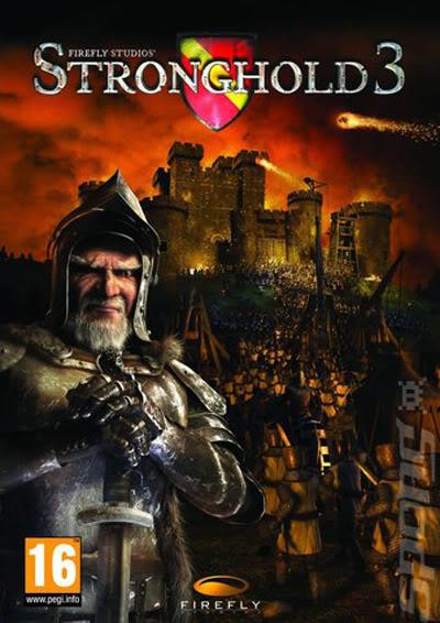 [PC/Games] Stronghold 3 - เกมวางแผน สู้รบ จัดการทรัพยากร สุดเพลิน [Full/Howto/SS/Multi][Test & Work] Sh3cover2