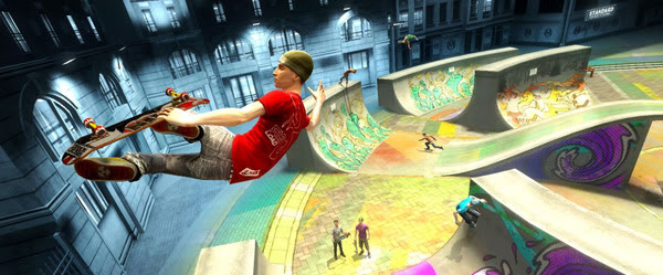 [PC/Games] Shaun White Skateboarding - เล่นสเก็ตบอร์ดอย่างอิสระด้วยจินตนาการ[Full-Repack/Howto/SS/Multi][2.4GB][ka_jerng] Swsbn3