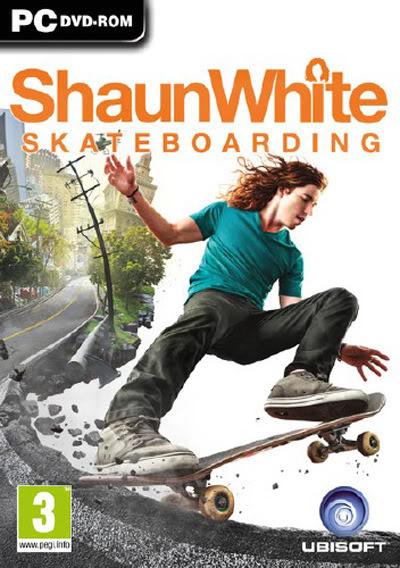 [PC/Games] Shaun White Skateboarding - เล่นสเก็ตบอร์ดอย่างอิสระด้วยจินตนาการ[Full-Repack/Howto/SS/Multi][2.4GB][ka_jerng] Swscover1