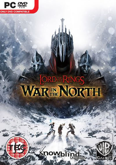 [PC/Games] Lord of the Rings: War in the North อีกหนึ่งเรื่องราวของสงครามแห่งแหวน [Full/Howto/SS/Mul... Tlcover1