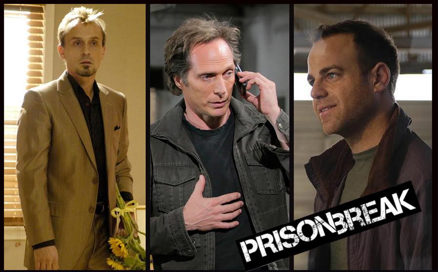 Los malos de Prison Break también tienen corazón