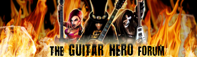 The Guitar Hero Forum