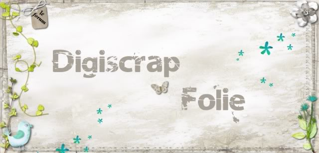 La Folie du Digital Scrapbooking
