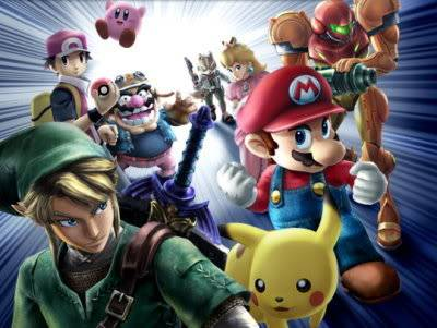 super smash bros brawl Pictures, Images and Photos