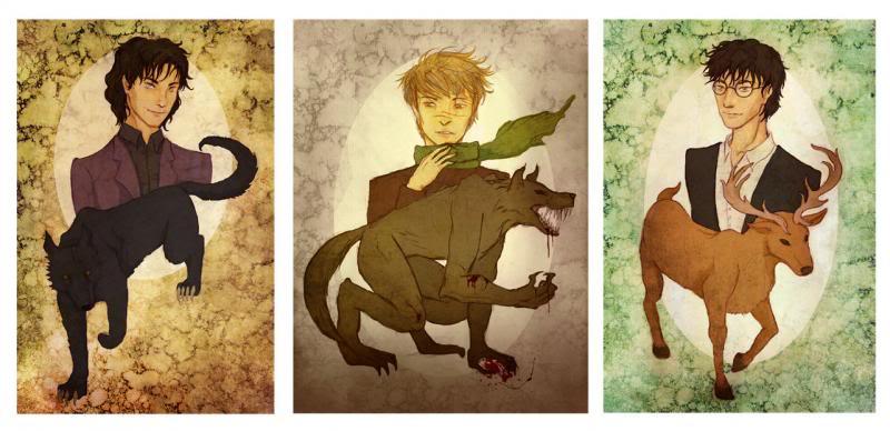 {FA!Libro} Harry Potter -Merodeadores-  The_marauders_by_raquelabdool-d48caf6_zps6e62ee10