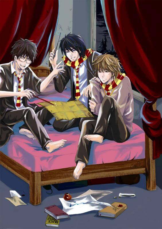 {FA!Libro} Harry Potter -Merodeadores-  Themaraudersbygengoodst_zps4379f52f