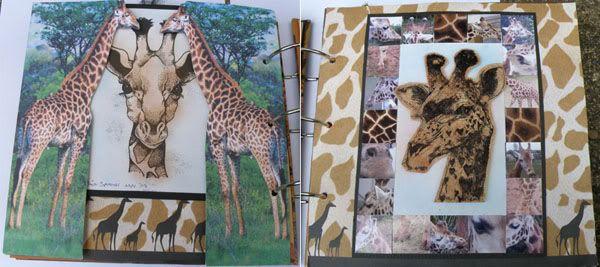 Helen's Favourite wild animals CJ Cynthiaspages