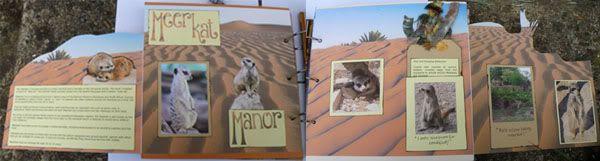 Helen's Favourite wild animals CJ KTspagesopen