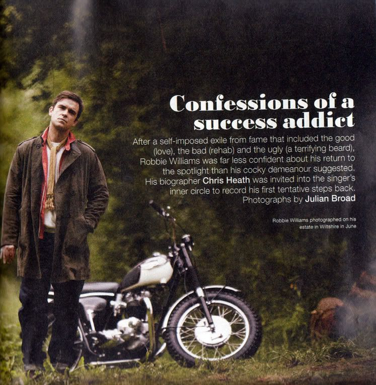 Robbie Interview In Telegraph Magazine - 7th Nov '09 Robbie-Telegraph-2