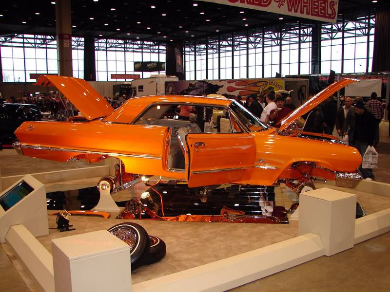 World of Wheels Pictures - Chicago - Jan 26 & 27, 2008 Impala1