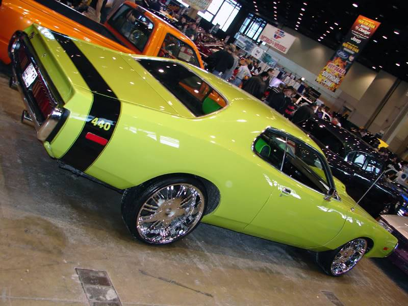 World of Wheels Pictures - Chicago - Jan 26 & 27, 2008 OS1