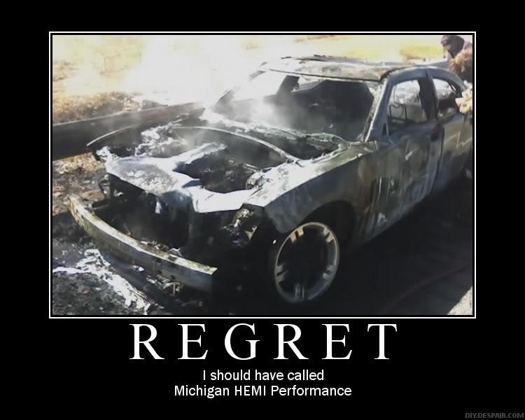 Regret Shouldhavecalled