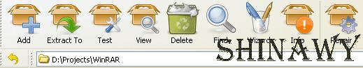 WinRAR 3.80 Final النسخة النهائية Tango