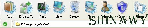 WinRAR 3.80 Final النسخة النهائية VISTA