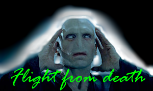 Thestrals anyone? Voldemort