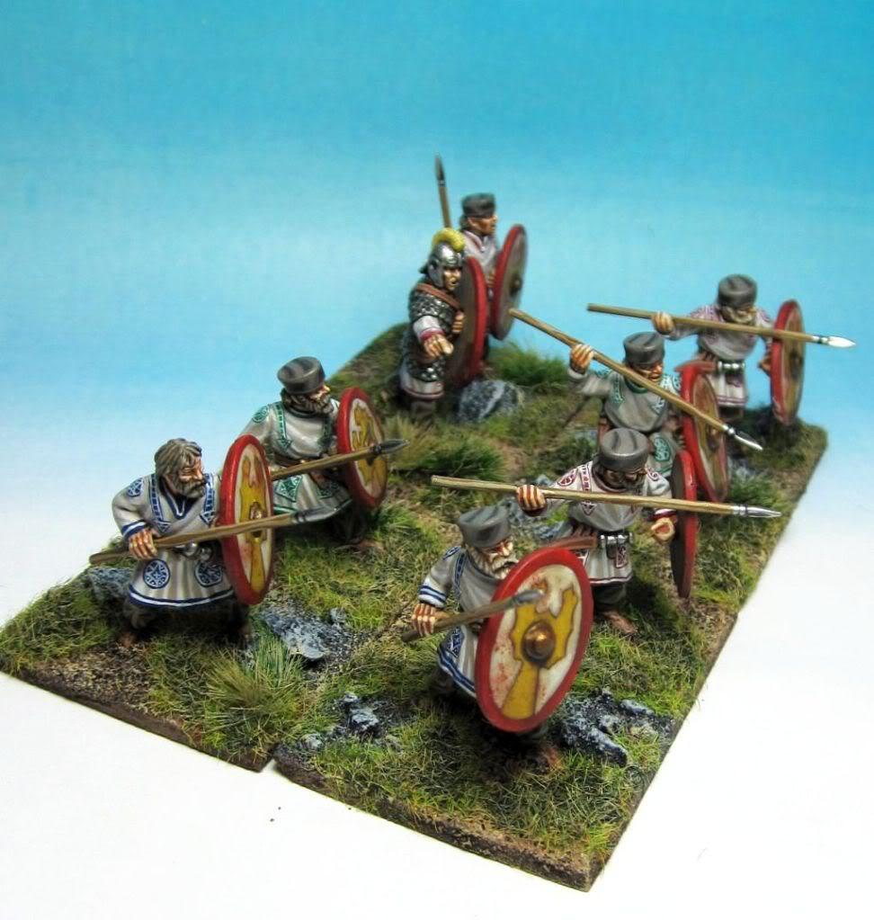 [Liens] Armées romaines d' autres joueurs ExculatoresBritanniciani