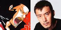 หน้าตานักพากษ์ REBORN ของญี่ปุ่น Levi