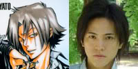 หน้าตานักพากษ์ REBORN ของญี่ปุ่น Goku