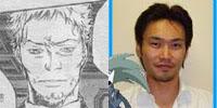 หน้าตานักพากษ์ REBORN ของญี่ปุ่น Iemitsu