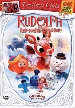What are your all time Favorite Christmas Flicks? Rudolphdvd