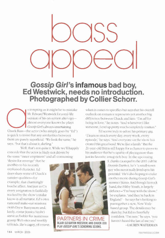Gossip Girl - Page 5 Bass-appeal