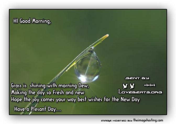 Good Morning - 130109 Good-morning