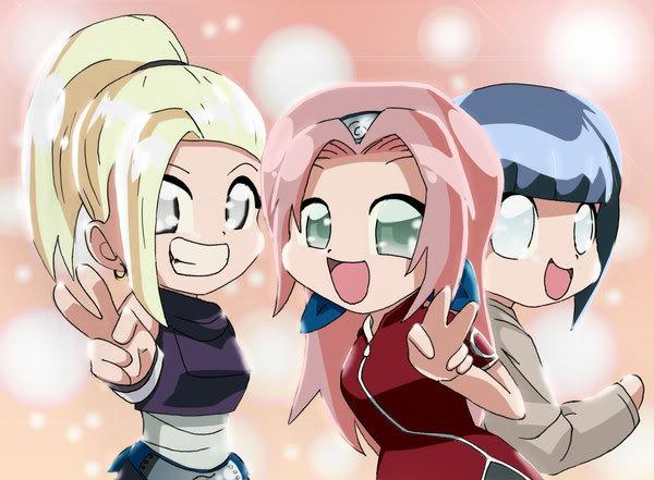جبت لكم صور ناروتو. Naruto_girls_by_XxjacixX