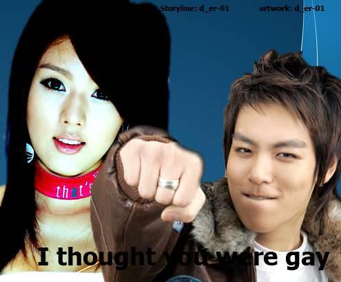 I Thought You Were Gay (short story ft. Big Bang) AndIthoughtyouweregay_2