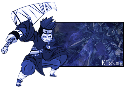 the graphic gallery Kisame-1