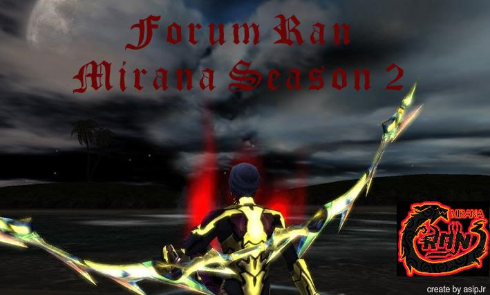 Mirana Ran Online Season 2