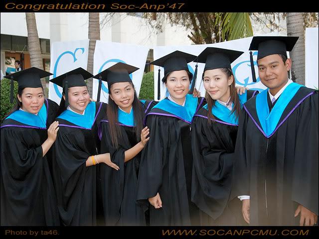 Congratulation Soc-anp'47 10