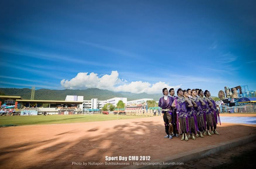รูปงาน Sport day CMU 2012 - Page 2 SPD2012_084